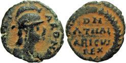 Ancient Coins - OSTROGOTHS. Athalaric. 526-534.