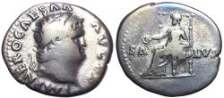 Ancient Coins - Nero. AD 54-68.