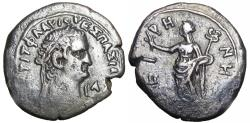 Ancient Coins - EGYPT, Alexandria. Titus , AD 69-79. with no example online offered.