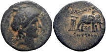 Ancient Coins - SELEUKID KINGS of SYRIA. Antiochos III 'the Great'. 222-187 BC., Rare !!!!