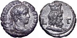Ancient Coins - EGYPT, Alexandria. Elagabalus. AD 218-222.