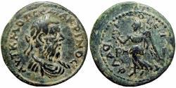 Ancient Coins - CILICIA, Flaviopolis-Flavias. Macrinus. AD 217-218.