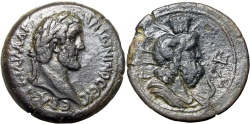 Ancient Coins - EGYPT, Alexandria. Antoninus Pius. AD 138-161. Æ Drachm, Rare.