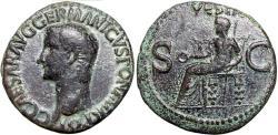 Ancient Coins - Gaius (Caligula). AD 37-41.
