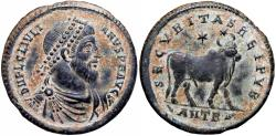 Ancient Coins - Julian II. AD 360-363.