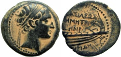 Ancient Coins - SELEUKID KINGS of SYRIA. Demetrios II Nikator. First reign, 146-138 BC. lovely example !!!