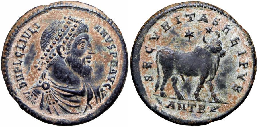 Ancient Coins - Julian II. AD 360-363.