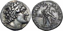 Ancient Coins - PTOLEMAIC KINGS of EGYPT. Ptolemy VI Philometor. Second reign, 163-145 BC.