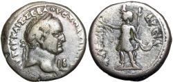 Ancient Coins - EGYPT, Alexandria. Vespasian. AD 69-79.