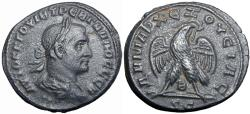 Ancient Coins - SYRIA, Seleucis and Pieria, Antioch. Trebonianus Gallus. AD 251-253.