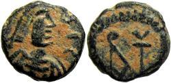 Ancient Coins - Anastasius I. 491-518. UNPUBLISHED.