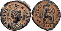 Aelia Eudoxia. Augusta, AD 400-404. Bold example !!