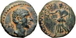 Ancient Coins - Nysa-Scythopolis, Decapolis. A. Gabinius (57-55 BC). the finest realistic portrait of Gabinius.