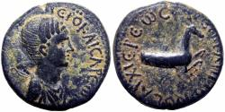 Ancient Coins - Lydia, Hierocaesarea. Time of Nero. A.D. 54-68.