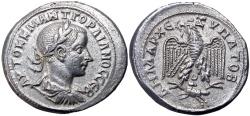 Ancient Coins - SYRIA, Seleucis and Pieria. Antioch. Gordian III. AD 238-244.