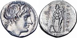 Ancient Coins - MACEDONIAN KINGDOM. Demetrius Poliorcetes (306–283 BC).