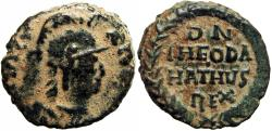 Ancient Coins - OSTROGOTHS. Theodahad. 534-536.