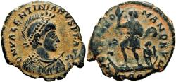 Ancient Coins - Valentinian II. AD 375-392.