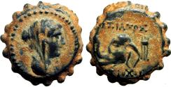 Ancient Coins - SELEUKID KINGS of SYRIA. Laodike IV wife of Antiochos IV Epiphanes. 175-164 BC.