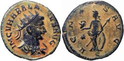 Ancient Coins - Vabalathus. Usurper, AD 268-272. only two examples noted by Bland.