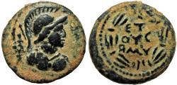 Ancient Coins - DECAPOLIS, Philadelphia. Pseudo-autonomous issue. Time of Titus, AD 79-81. real Gem.