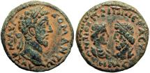 Ancient Coins - Hippos in Decapolis. Commodus.  AD 177-192. Vey Rare and the finest known !!!