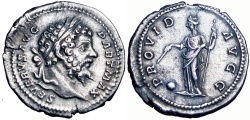 Ancient Coins - Septimius Severus. AD 193-211.  well struck on large flan !!