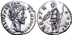 Ancient Coins - Marcus Aurelius. As Caesar, AD 139-161.