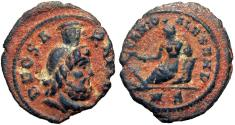 Ancient Coins - Time of Maximinus II. AD 310-313. Exceptional for issue.