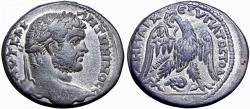 Ancient Coins - SYRIA, Coele-Syria. Damascus. Caracalla. AD 198-217.  Rare.