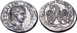 Ancient Coins - Judaea, SAMARIA, Caesarea Maritima. Caracalla. 198-217 AD. Extremely Rare !!!!