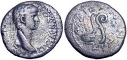 Ancient Coins - SELEUCIS and PIERIA, Antioch. Nero. AD 54-68. AR Didrachm, Rare, only one example on CoinArchives.