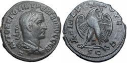 Ancient Coins - SYRIA, Seleucis and Pieria. Antioch. Trebonianus Gallus. AD 251-253.