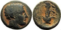 Ancient Coins - KYRENAICA, Kyrene. Circa 308-277 BC. Rare !!!