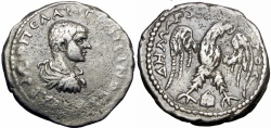 Ancient Coins - MESOPOTAMIA, Edessa. Diadumenian. As Caesar, AD 217-218.