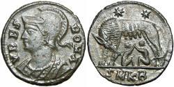 Ancient Coins - Commemorative Series. AD 330-354.