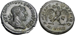 Ancient Coins - SYRIA, Seleucis and Pieria. Antioch. Philip I. AD 244-249. AR Tetradrachm, interesting low weight !!!