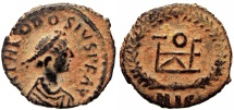 Ancient Coins - Theodosius II. A.D. 402-450. stunning for the type !!!!