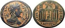 Ancient Coins - BIBILICAL, Decapolis. Capitolias. Commodus. AD 177-192.