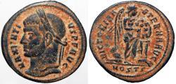 Ancient Coins - Maxentius. AD 307-312.