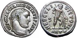 Ancient Coins - Maximinus II. AD 310-313. bold well detailed example.