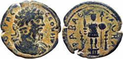 Ancient Coins - ARABIA, Rabbathmoba. Septimius Severus. AD 193-211.