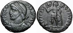 Ancient Coins - Procopius 365-366.