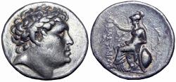 Ancient Coins - KINGS of PERGAMON. Attalos I. 241-197 BC.