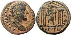 Ancient Coins - Biblical, Decapolis. Capitolias. Marcus Aurelius. AD 161-180.