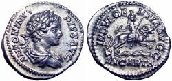 Ancient Coins - CARACALLA. 198-217 AD.