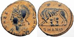 Ancient Coins - ROME COMMEMORATIVE,  Antioch mint. Struck circa 330-335 AD.