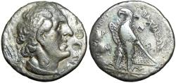 Ancient Coins - PTOLEMAIC KINGS of EGYPT. Ptolemy I Soter. 305/4-282 BC.