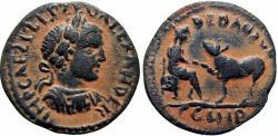Ancient Coins - Severus Alexander Ӕ22 of Parium, Mysia. AD 222-235 , Extremely Rare .