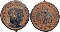 MAXIMINUS II. As Caesar, 305-308 AD. Extremely Rare !!!!